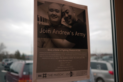 Joining Andrew's Army at ODPC