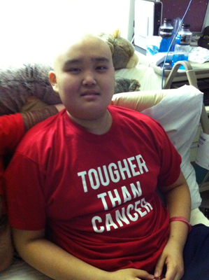 Andrew Park -- Tougher than Cancer